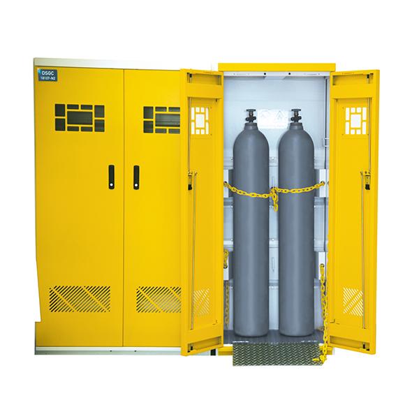 Fresh Propane Cylinder Storage Cabinets