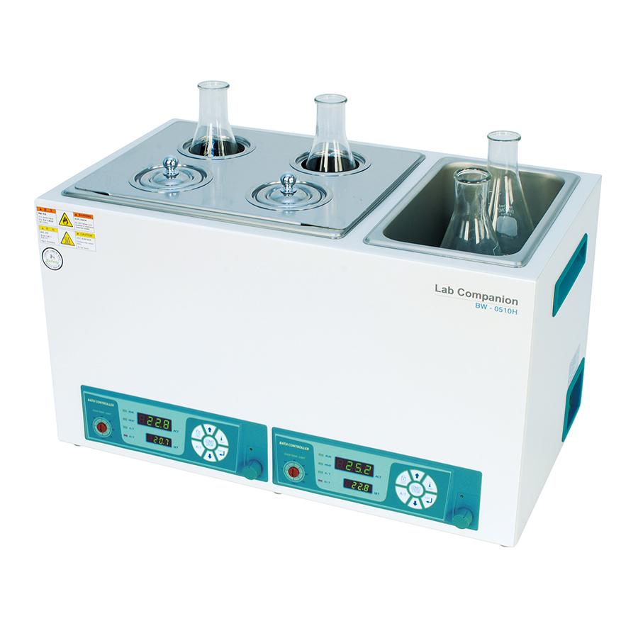 Lab Companion Heating Water Bath - Economy Digital & Dual ...