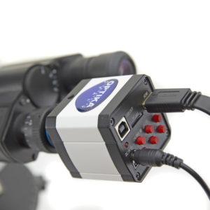 Optika HDMI digital camera microscope