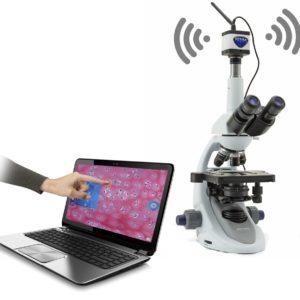 Optika WIFI digital camera microscope