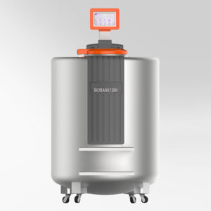 Liquid Nitrogen Cryogenic Freezers