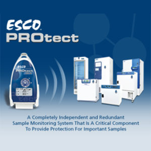 Esco Protect data monitoring
