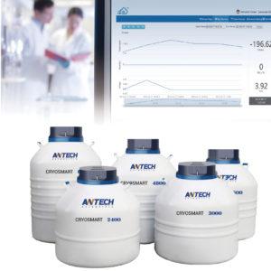 Liquid Nitrogen LN2 freezer