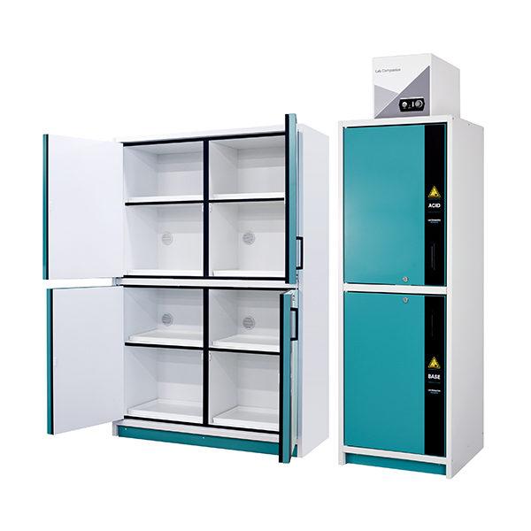acid storage cabinet
