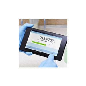 Tablet for Precision Balances