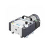 High-power Chemical Resistant Diaphragm Vacuum Pumps