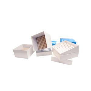 Cardboard Cryoboxes