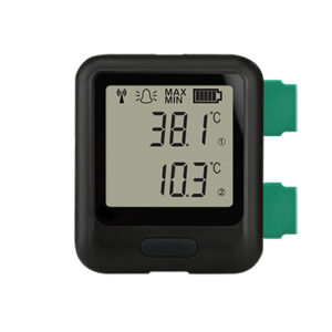 Ultra Low temp Dual channel wifi logger