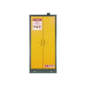 SYSBEL's 114L, double door 90 Minutes Fire Resistance cabinet